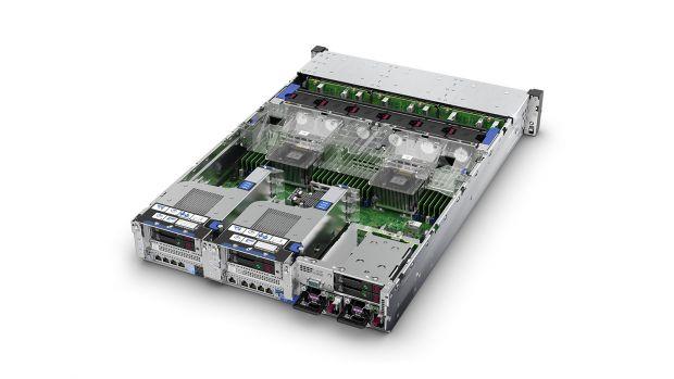 ذخیره سازی در نسل دهم سرورهای HPE